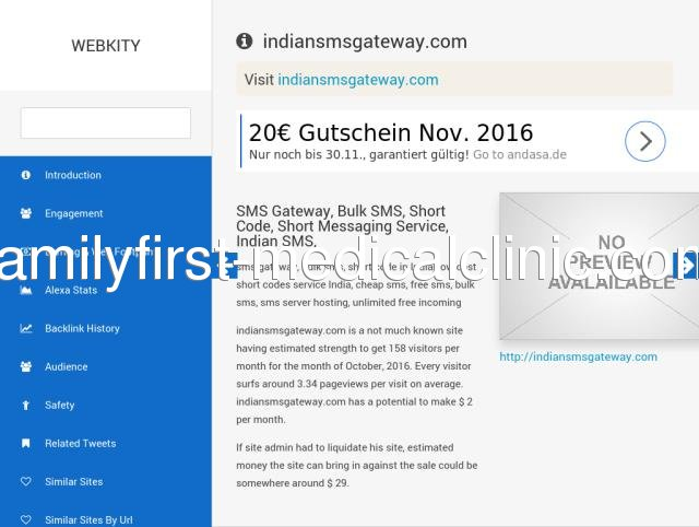 Indiansmsgateway com Traffic, Demographics and Competitors
